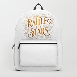 Rattle the Stars Backpack