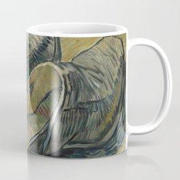 A Pair of Leather Clogs Coffee Mug