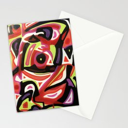 Cracked on Sight Stationery Cards