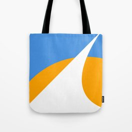 Redding City Flag Tote Bag
