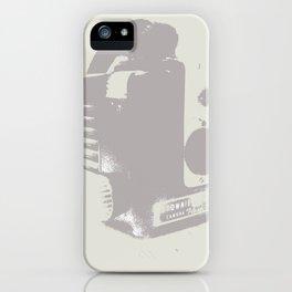 Kodak Brownie iPhone Case