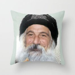 Tony Osho (Strimbu) Throw Pillow