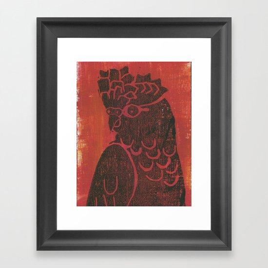 Galah Framed Art Print