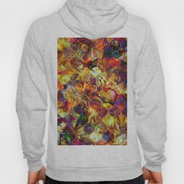 V15 Lovely Traditional Moroccan Pattern Colored Design Waves. Hoody