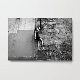 Caitlin Metal Print