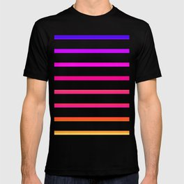 Warm lines T-shirt