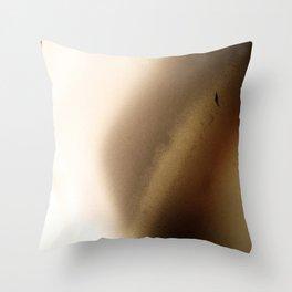 taupesicle Throw Pillow