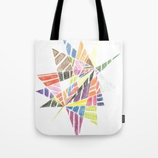 Jagged Tote Bag