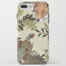 Fox & Pheasant iPhone 7 Plus Tough Case