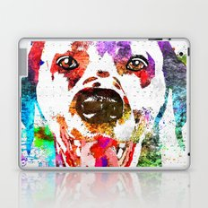 Dalmatian Grunge Laptop & iPad Skin