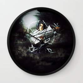Last uciha Wall Clock