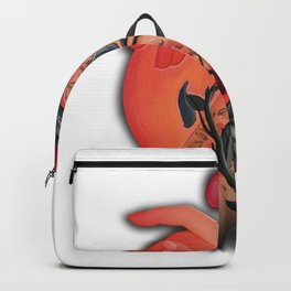 Roses on your hands Backpack