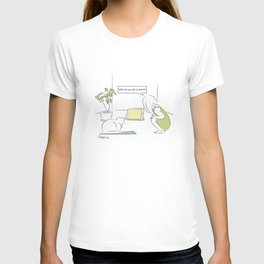 What Do You Like to Watch? T-shirt