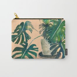 Houseplants: Philodendron Carry-All Pouch
