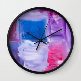 Look Outside Wall Clock