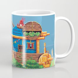 The Grounded Airship Coffee Mug