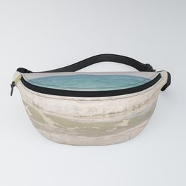 Beach Waves Fanny Pack
