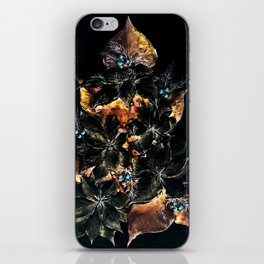 Christmas Tree - Mystery Time iPhone Skin
