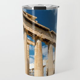 Parthenon Greece Travel Mug