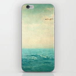 Beach Scene iPhone Skin