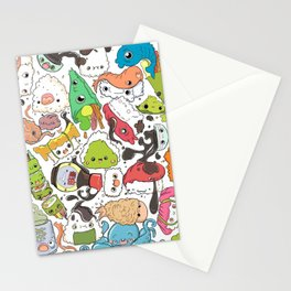 Sushi Bar: Point of Nori-turn Stationery Cards