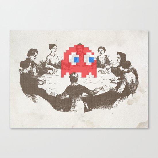 Medium Difficulty Canvas Print