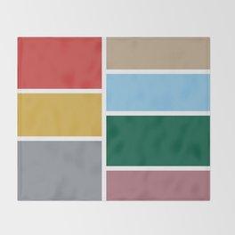 moda v.2 Throw Blanket