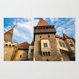 Castle & Cloudscape Rug