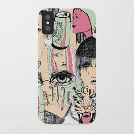 It all meant nothing ??? iPhone Case