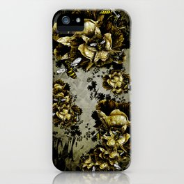 Let Them Bloom iPhone Case