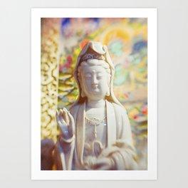 chinatown #1 Art Print