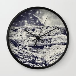 Out of Space Wall Clock