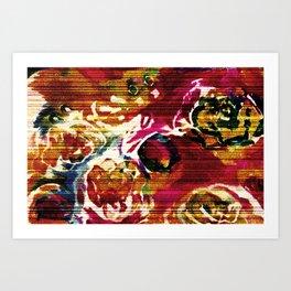 Tushar Art Print