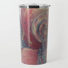 Fire Hydrant Travel Mug