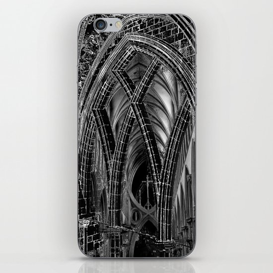 A Church iPhone & iPod Skin
