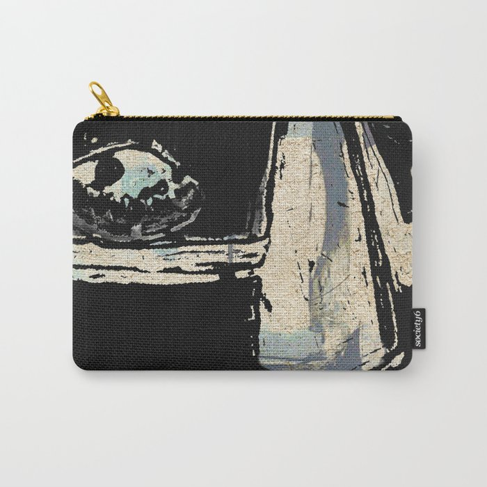 Zumbi dos Palmares Carry-All Pouch