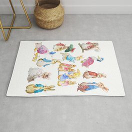 Beatrix Potter Rugs For Any Room Or