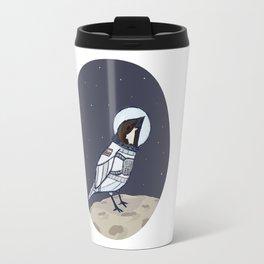 Space Sparrow Travel Mug