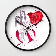 High, Valentine :-) Wall Clock