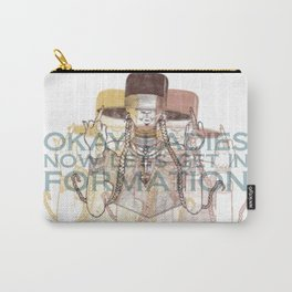 In Formation Carry-All Pouch