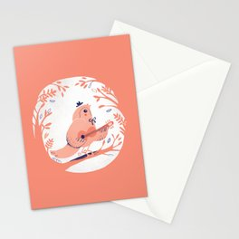 ABC print #3 Stationery Cards