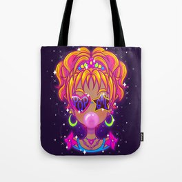 Pop Gal Tote Bag