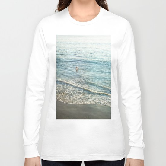 Morning Swim Long Sleeve T-shirt