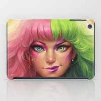 battlefield iPad Cases featuring Battlefield  by Kate Laird