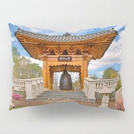 Korean Bell Garden Pillow Sham