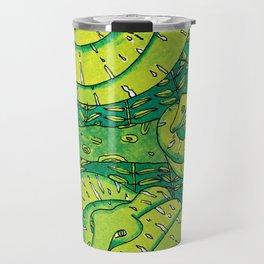 Noah's Ark - Emerald Tree Boa Travel Mug