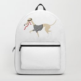 Whippet Thief Backpack