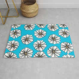 Please Don't Eat the Daisies Rug