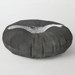 Sperm Whale Sea Life Floor Pillow