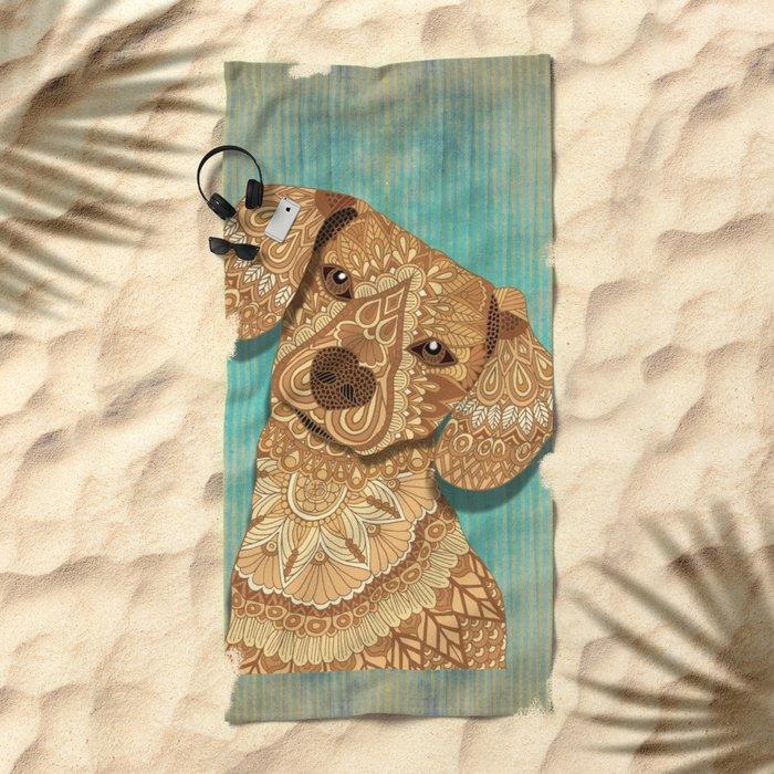 Schatzi Beach Towel